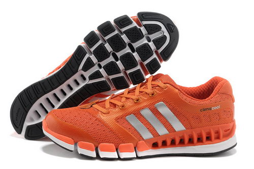 Adidas Climacool Ride V Mens Orange White Usa